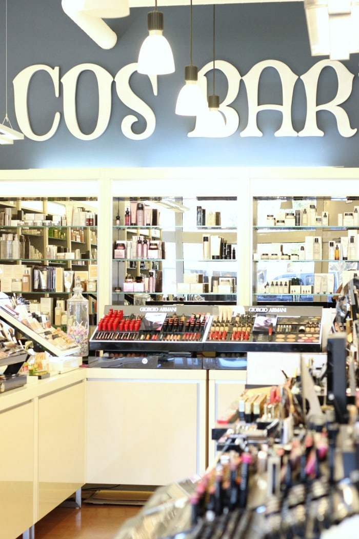 Cos Bar The Woodlands | Brighter Darling Beauty Blogger Party
