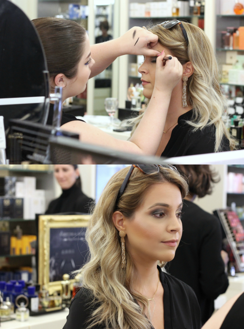 Steffanie of Brighter Darling Hosts Makeup Party at Cos Bar The Woodlands Houston TX