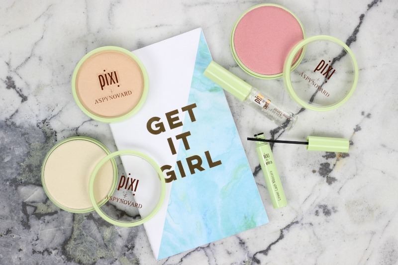 Pixi and Aspyn Ovard Collab Review | London Lustre, Santorini Sunset, Rome Rose