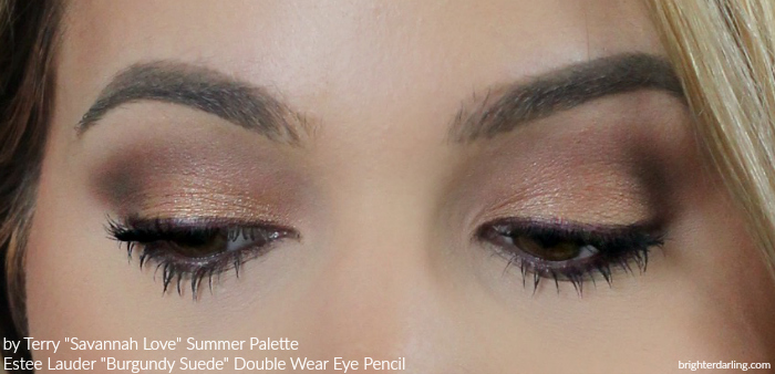 Close Up Eyes By Terry Savannah Love Palette