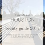 Houston Beauty Guide 2017