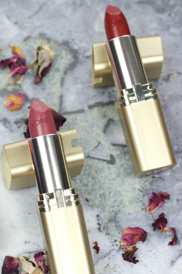 L'Oréal Colour Riche Lipsticks | L'Oréal Lip Color