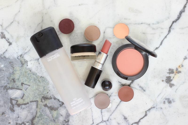 5 MAC Products You Need | Fix + Soft Ochre Paint Pot Velvet Teddy Lipstick Melba Blush