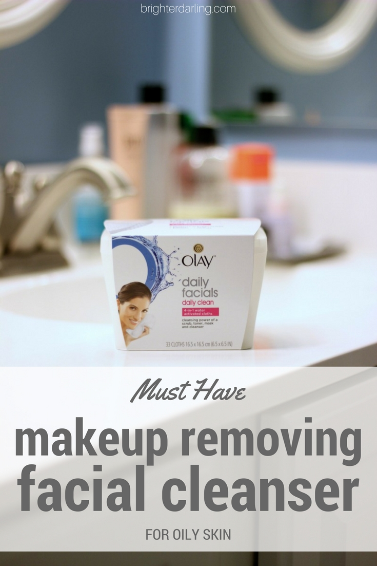 Must Have 4-in-1 Makeup Remover and Facial Cleanser for Oily Skin - Face Wash Tips for Oily Skin - How To Wash Oily Face