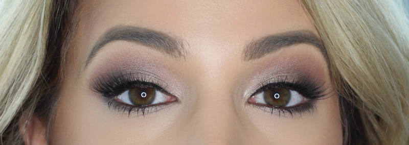 Summer Makeup Look | Tom Ford Nude Dip Eyeshadow Palette Look