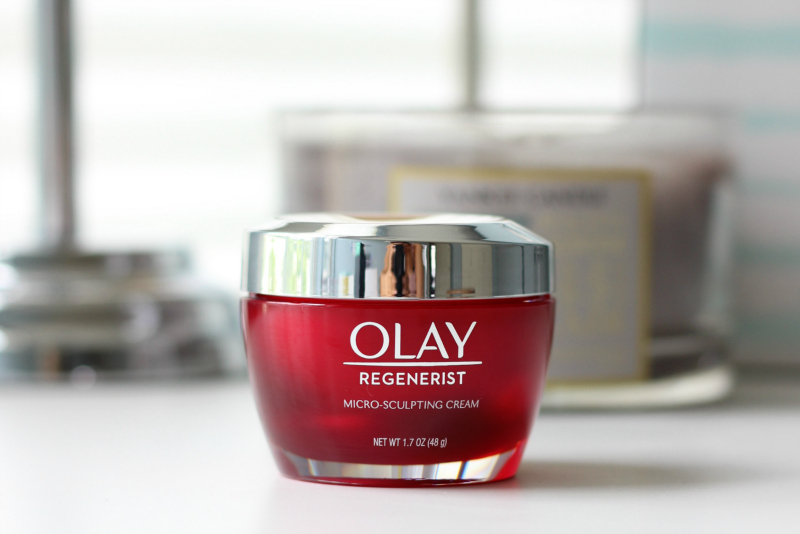 849c8ee7cc4 Anti Aging Products That Work - Olay Regenerist Micro Sculpting Cream Review
