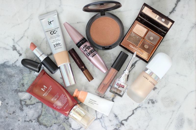 Summer Makeup Products | Summer Makeup Bag