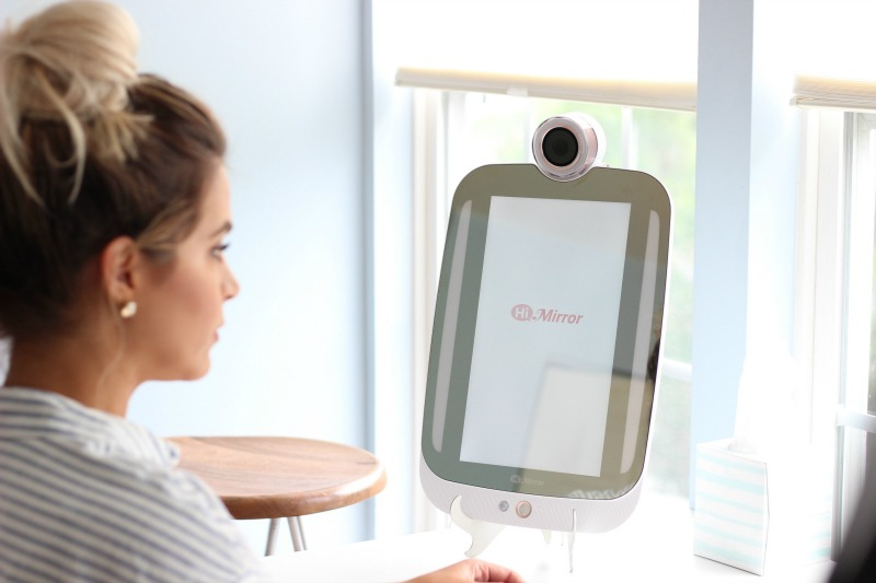 HiMirror Plus Review with HiSkin Tool | Smart Mirror | Skin Analyzing Mirror