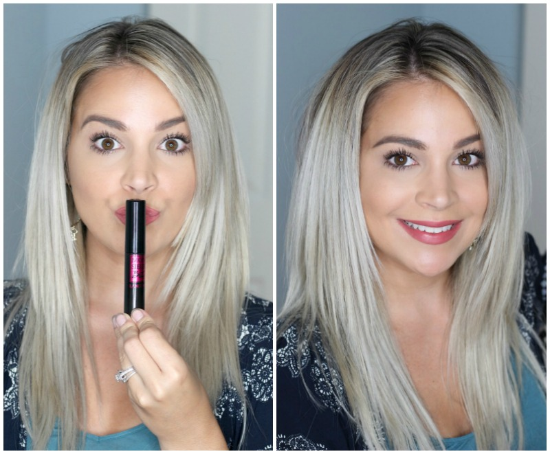 Testing Lancome Products Including Monsieur Big Mascara and Matte Shaker in Beige Vintage