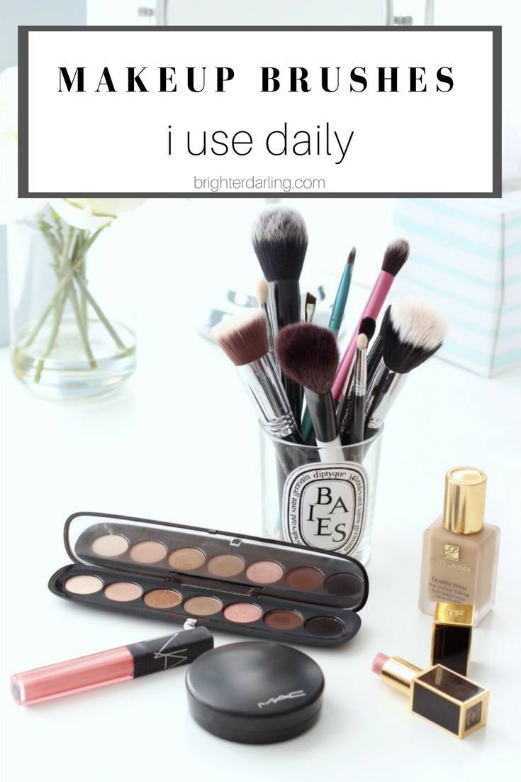 makeup brushes i use daily for flawless makeup application - best makeup brushes