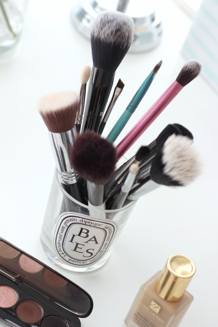 The Makeup Brushes I Use Daily | Brighter Darling Blog