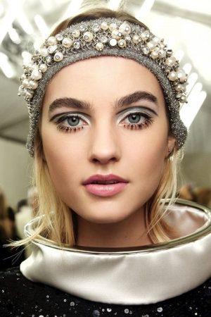 Chanel Dramatic Lashes | Save vs Splurge Beauty Trends Fall 2017