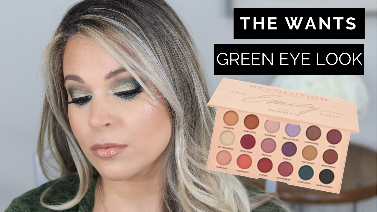 Makeup Revolution The Emily Edit The Wants Tutorial and Review | Brighter Darling Blog