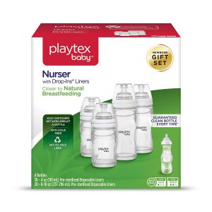 Playtex Drop In Nursers | newborn must haves to keep you sane