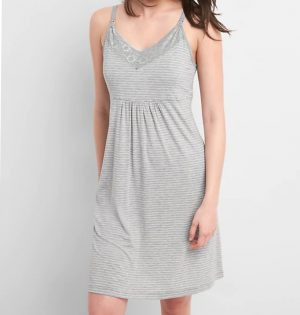 gap nursing nightgown | newborn must haves to keep you sane