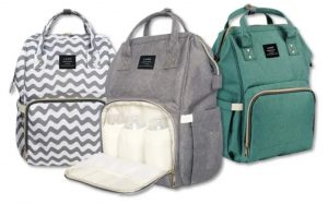 LAND Diaper Bag | 13 baby must haves for 3-6 months