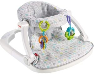 fisher price sit me up seat | 13 baby must haves for 3-6 months