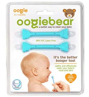 oogie bear snot catcher for baby boogies | 13 baby must haves for 3-6 months