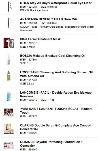 Sephora VIB Sale_Apr2015   Brighterdarling.com