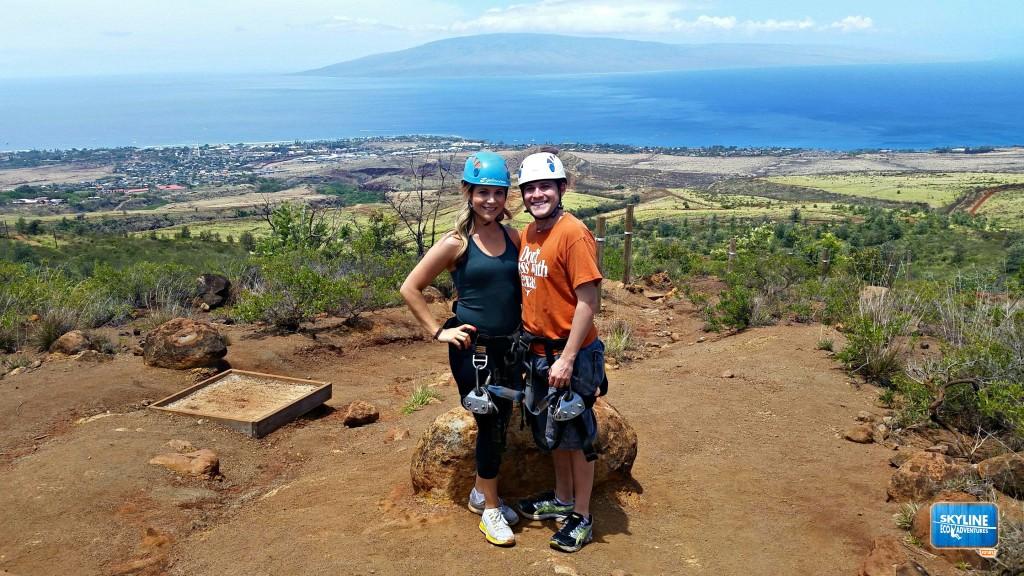 Skyline Eco Tours Zipline Maui Review