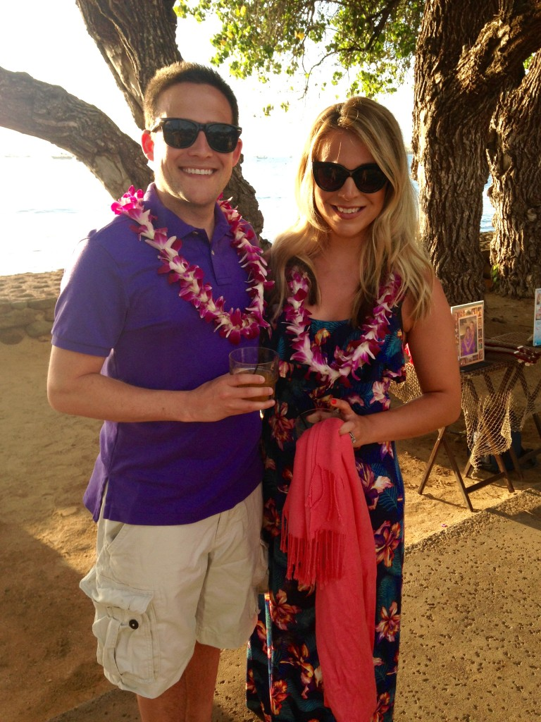 Maui Honeymoon | Tips and Recommendations brighterdarling.com | Old Lahaina Luau Review Honeymoon Maui