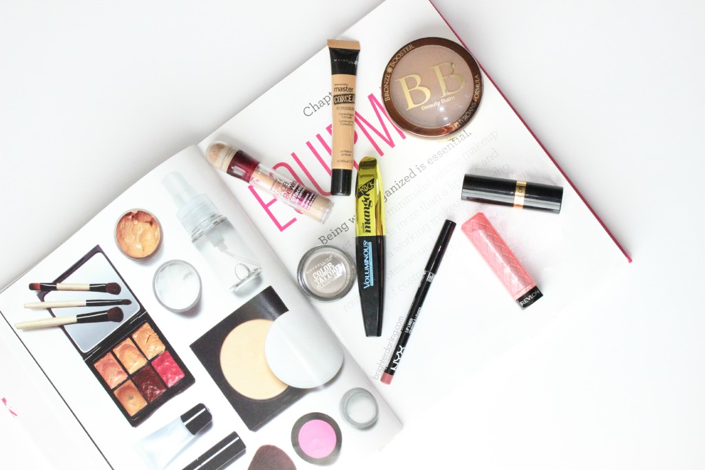 Best Drugstore Makeup | Splurge vs Save @ Brighterdarling.com