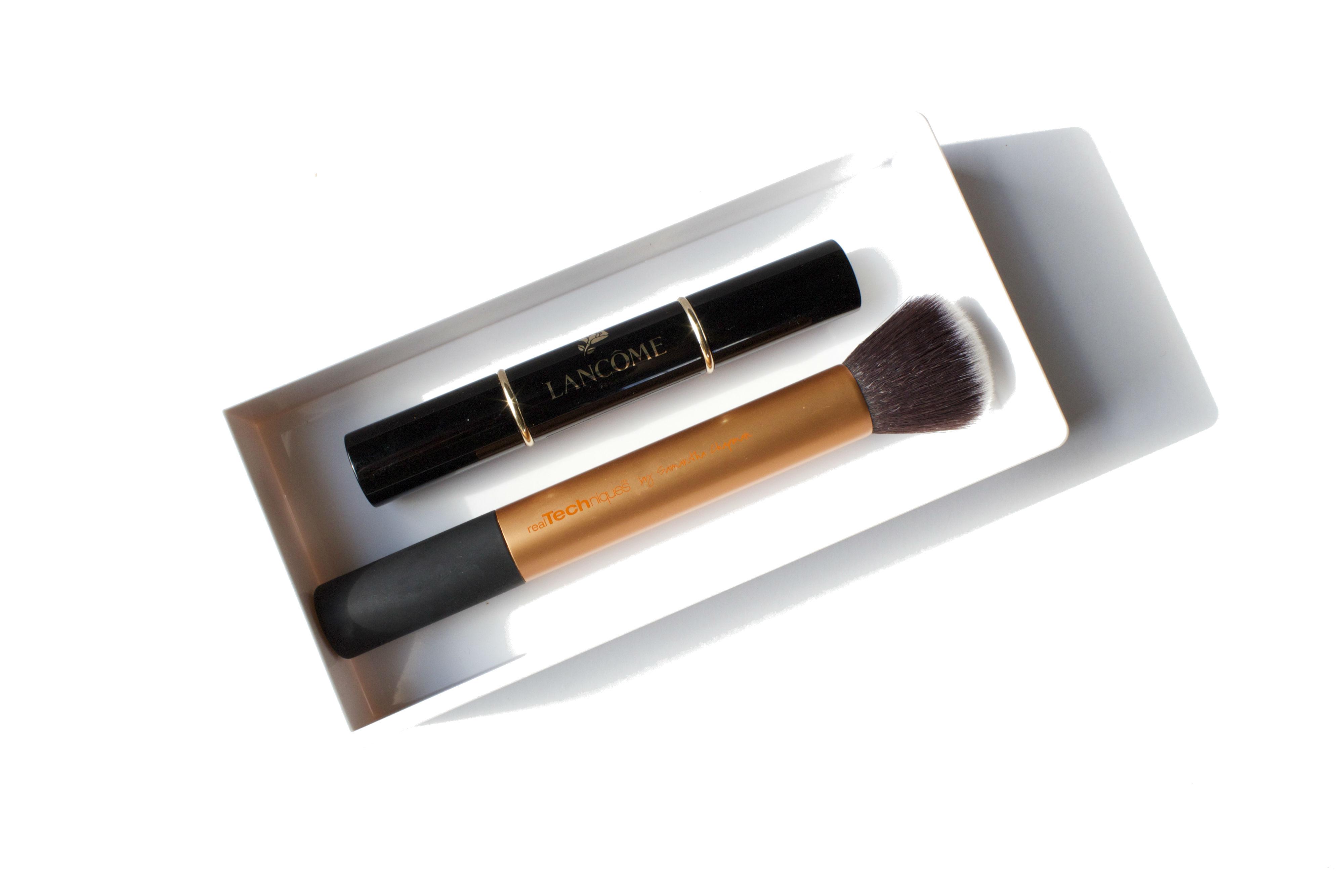 Lancôme LE DUO - Contour & Highlighter Stick Review Brighterdarling.com