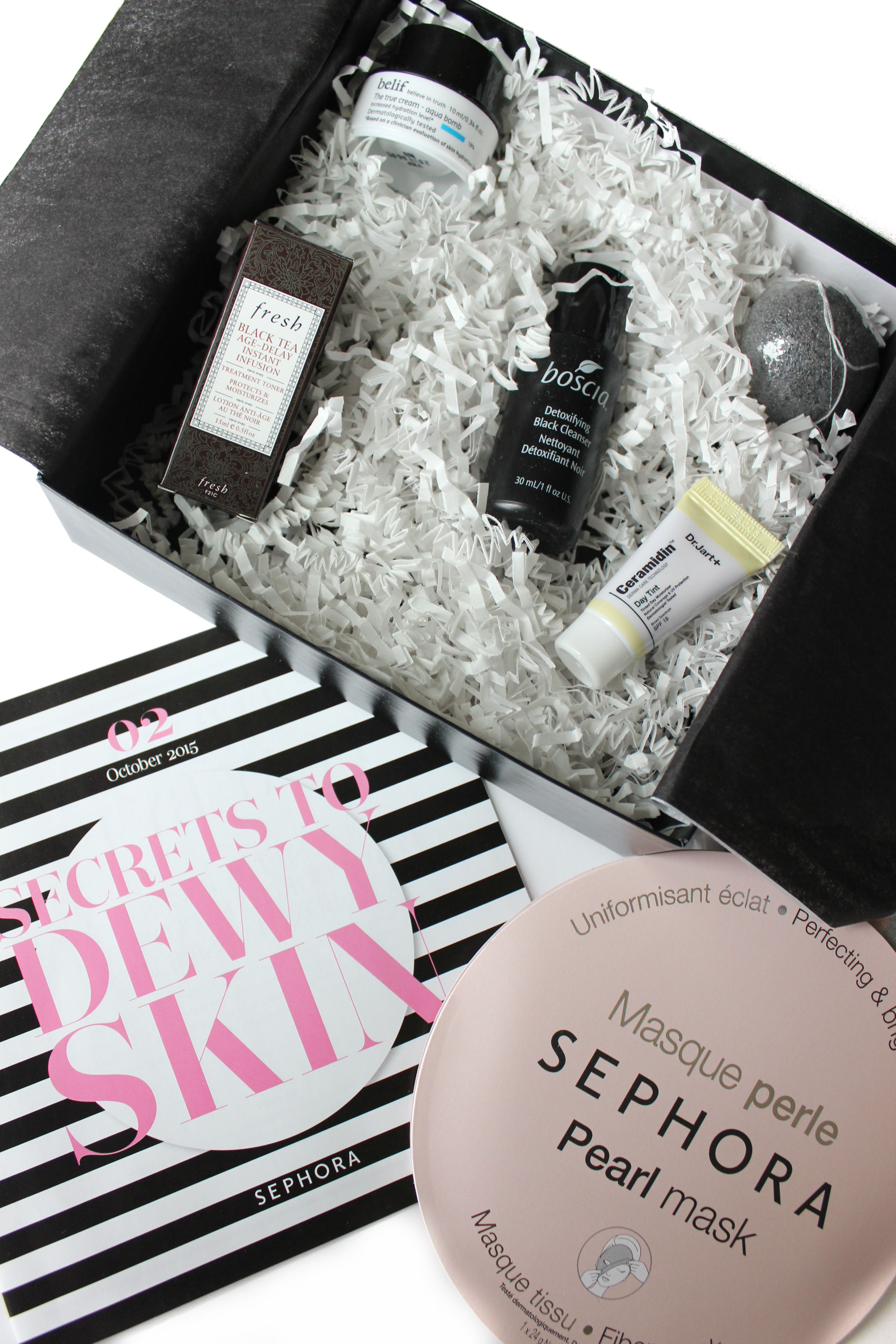 Play by Sephora Subscription Box Unboxing Review on Brighterdarling.com