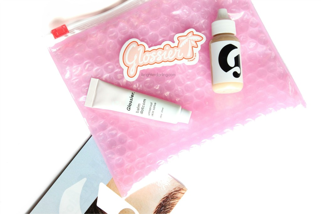 Glossier Review Brighterdarling.com Houston Beauty Blogger