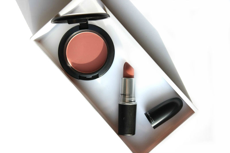 MAC Pinch Me Blush Velvet Teddy Lipstick | Brighterdarling.com