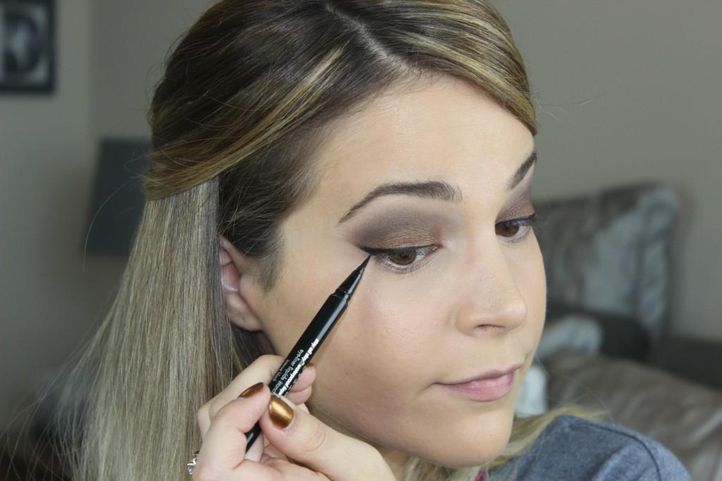 Stila Stay All Day Waterproof Liquid Eyeliner Black