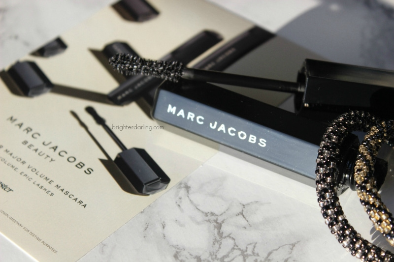Marc Jacobs Velvet Noir Major Volume Mascara Review and Demo
