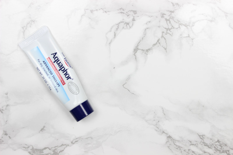 best lip balm for dry lips, aquaphor healing ointment