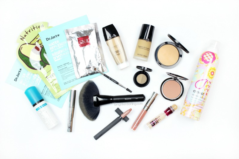 A collective spring makeup haul from Sephora VIB Sale, Ulta, Drugstore, Morphe and more on brighterdarling.com.