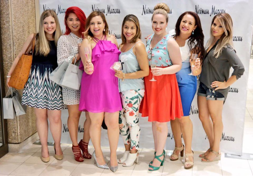 Houston Bloggers Camp Gorgeous at Neiman Marcus 2016
