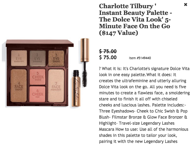 CT Instant Face $147 Value for $75
