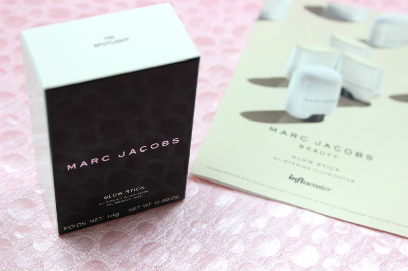 Marc Jacobs Glow Stick Glistening Illuminator Review