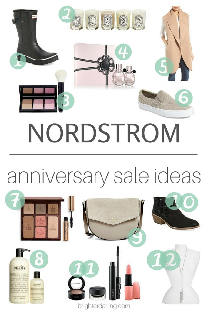 NORDSTROM Anniversary Sale Ideas 2016 #NSale