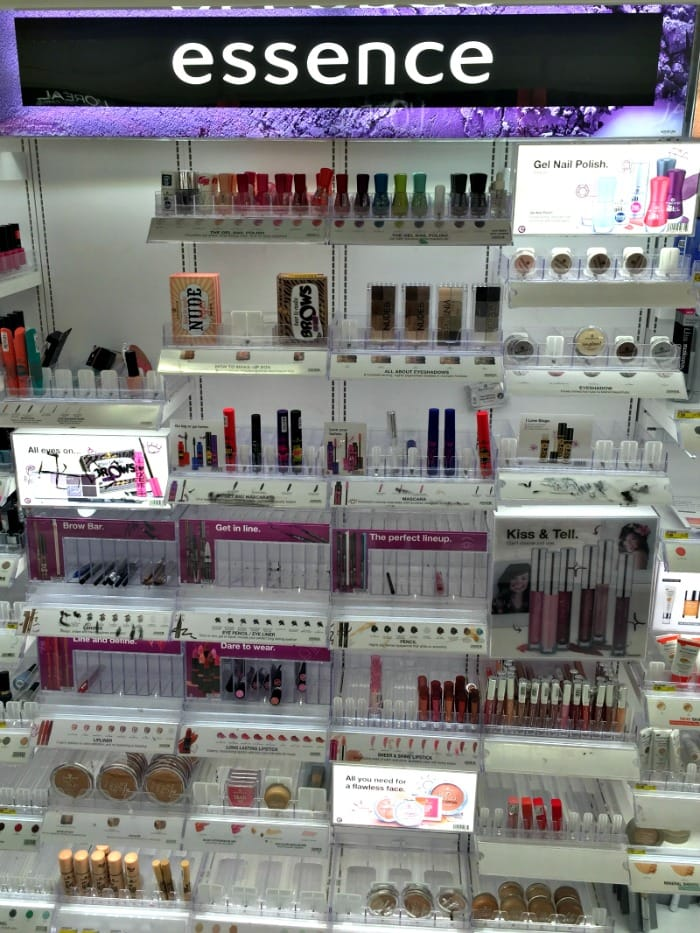 essence cosmetics at target
