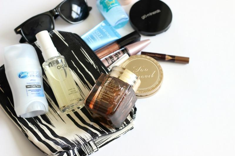 beach vacation beauty essentials brighterdarling.com