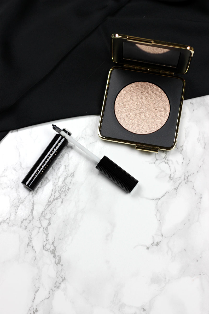 Victoria Beckham Estee Lauder Haul | Modern Mercury Highlighter, Burnt Anise Eye Foil