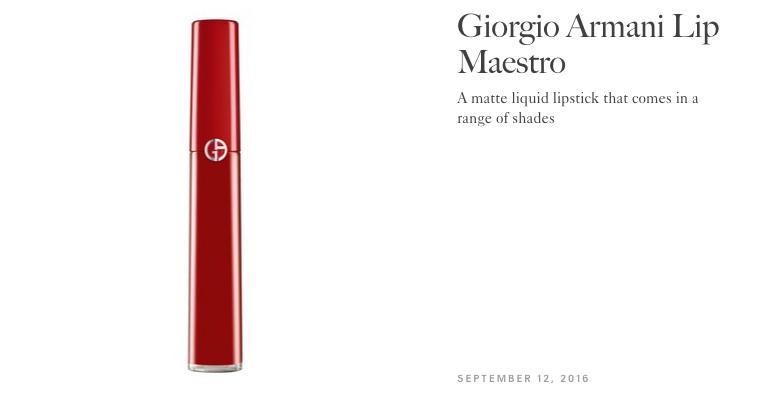 Allure Best of Beauty | Lip Maestro