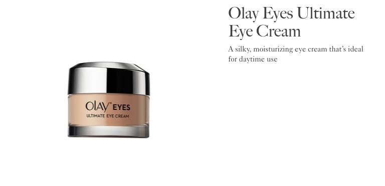 Allure Best of Beauty | Olay Eye Cream
