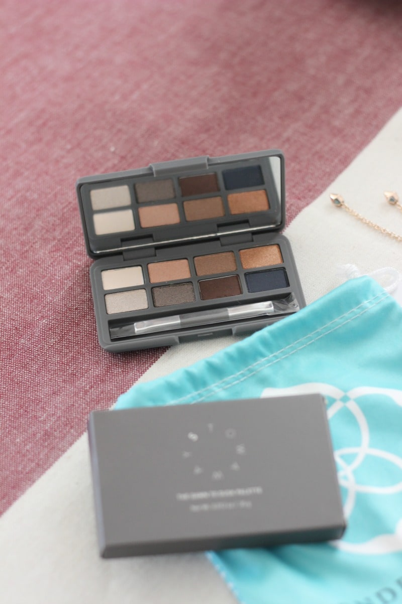 November 2016 POPSUGAR Must Have Box Review | Stowaway Cosmetics Dawn To Dusk Palette