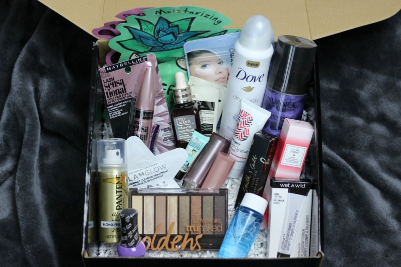 Giveaway Beauty Blowout Box