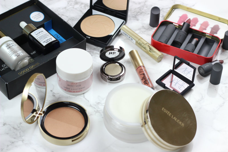 2016 Sephora VIB Sale Haul | Sunday Riley Power Couple Kit, First Aid Beauty 5-in-1 Bouncy Mask, TooFaced Sun Bunny Bronzer, BITE The Perfect Bite Set, Estee Lauder Advanced Micro Cleansing Balm, Smashbox Photo Filter Powder Foundation