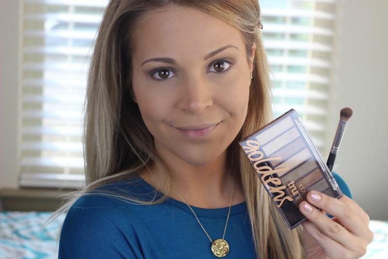 Affordable Polished Makeup Tutorial | CoverGirl TruNaked Goldens Eyeshadow Palette