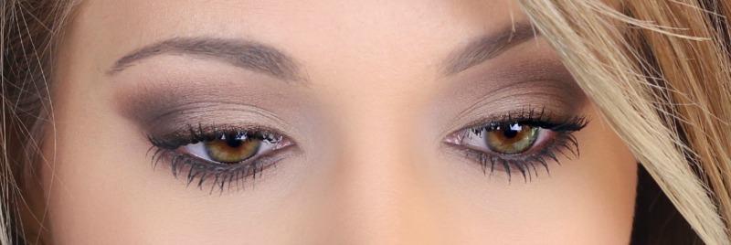 Modern Renaissance Brown Eyes | Charlotte Tilbury Amber Haze