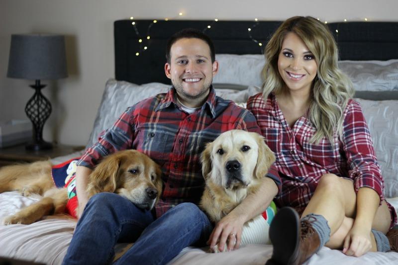 Brighter Darling Holiday 2016 Family Photo