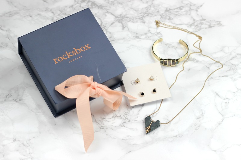 Rocksbox Update | Jewelry Subscription Box